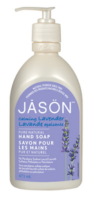 Jason Lavender Hand Soap 473 ml