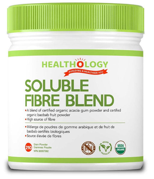 Healthology Soluble Fibre Blend 210 g