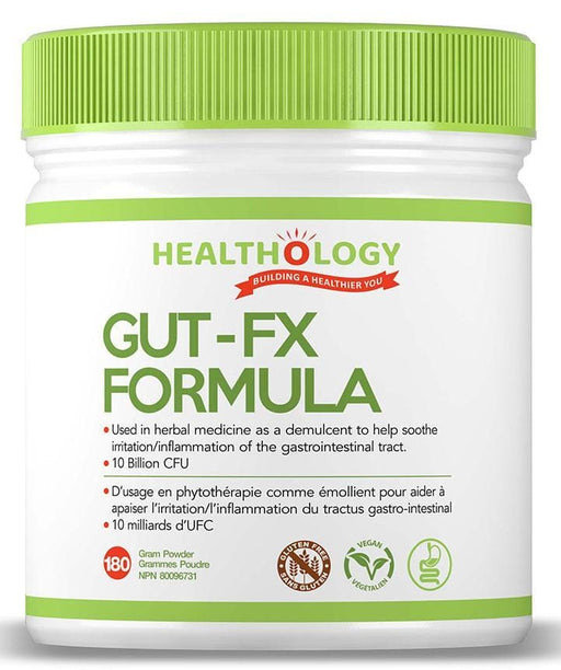 Healthology Gut-FX Formula 10 Billion CFU 180 g Powder