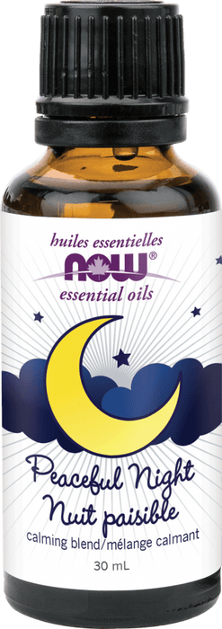 Now Peaceful Night Essential Oil