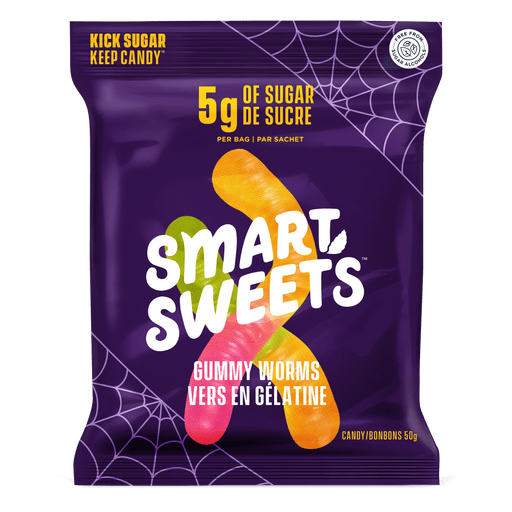 SmartSweets Gummy Worms Single Pack