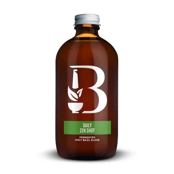 Botanica Daily Zen Shot Fermented Holy Basil Elixir 250 ml