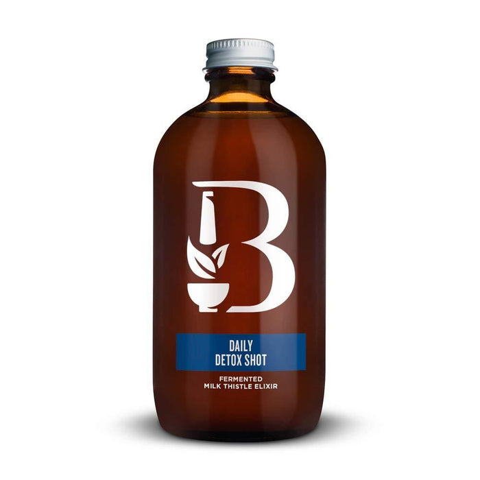 Botanica Daily Detox Shot Fermented Milk Thistle Elixir 250 ml