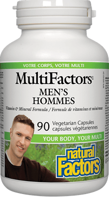 Natural Factors MultiFactors Men's