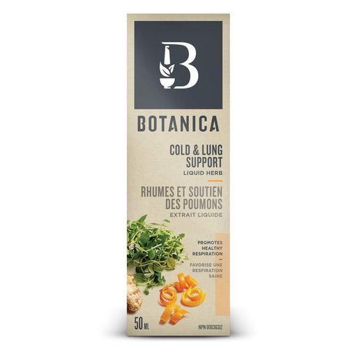Botanica Cold and Lung Support 50 ml