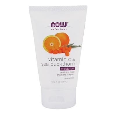 NOW Vitamin C & Sea Buckthorn Moisturizer