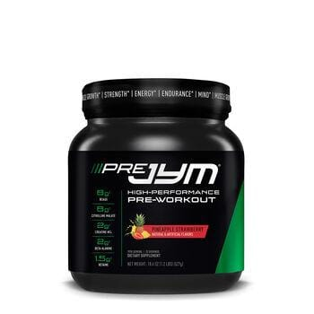 JYM PRE 520 g 20 Servings - Pineapple Strawberry