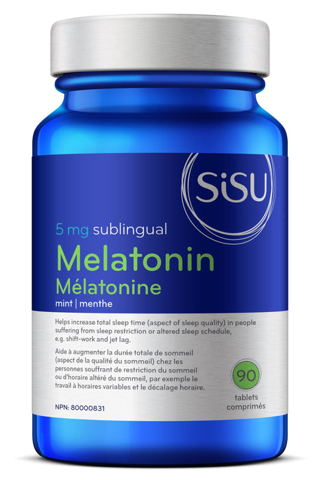 Sisu Melatonin 5 mg