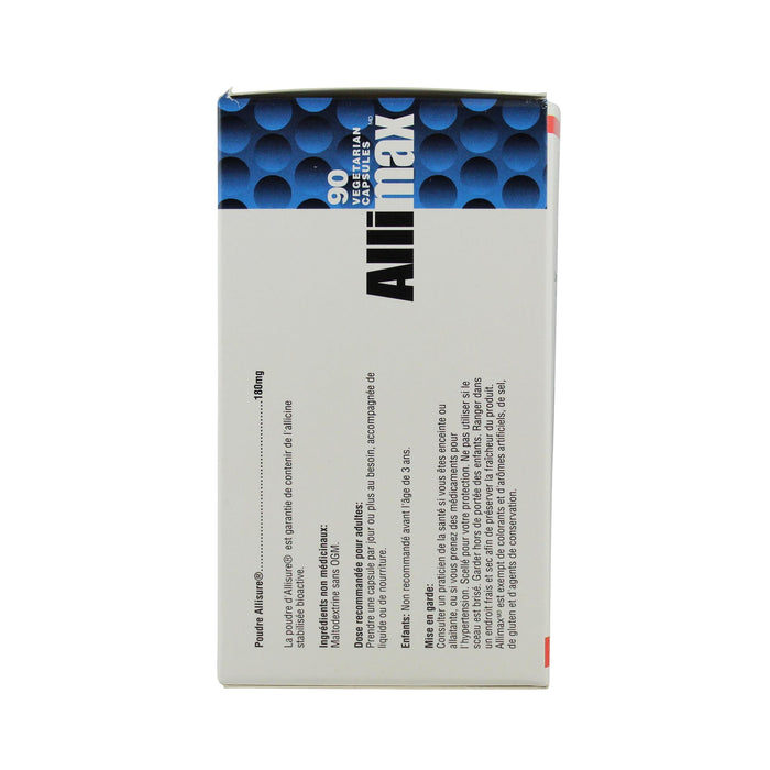 Allimax Stabilized Allicin 180mg 90 Capsules