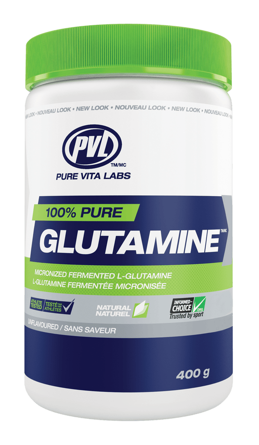 PVL Essentials 100% Pure Glutamine - Unflavoured