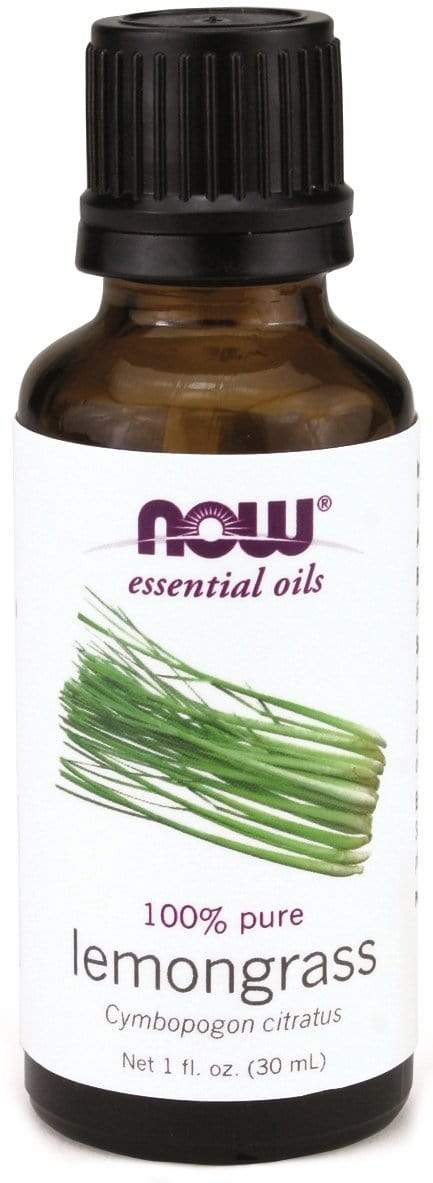 NOW Lemongrass Oil 30 mL
