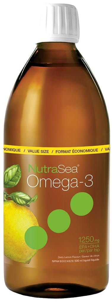 Ascenta NutraSea (Lemon) 500 ml