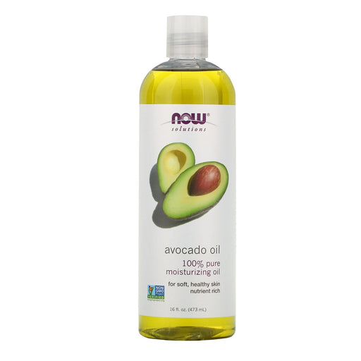 Now Solutions Avocado Oil 473 mL