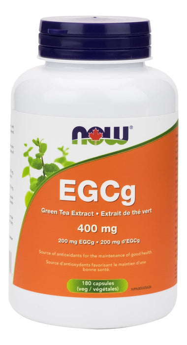 NOW EGCg Green Tea Extract 400mg