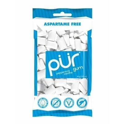 PUR Gum PUR Peppermint 55 pc BAG