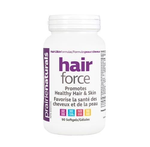 Prairie Naturals Hair-Force hair supplement