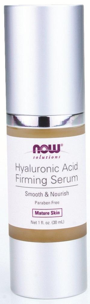 NOW Hyaluronic Firming Serum