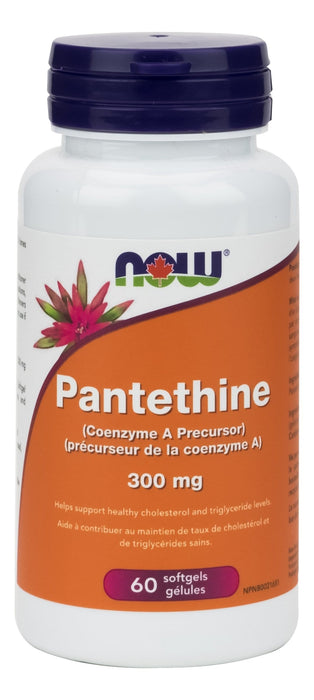 NOW Pantethine (Coenzyme A) 300 mg