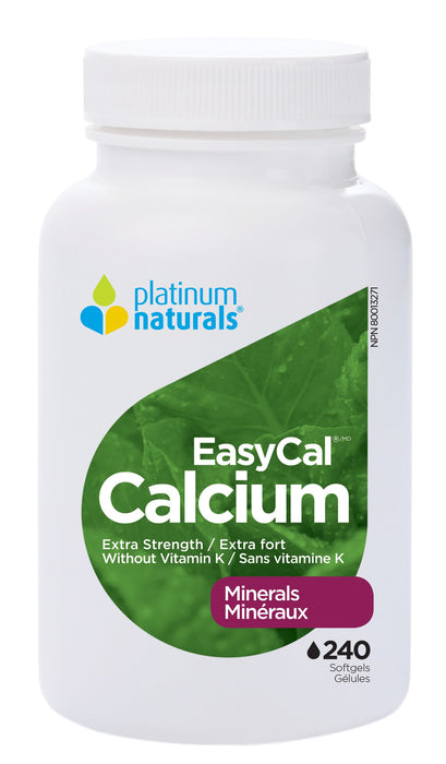 Platinum EasyCal Extra Strength