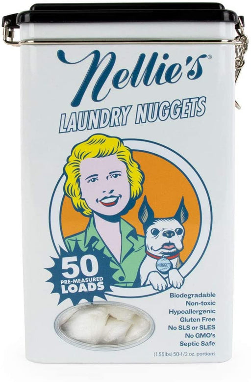 Nellie's Laundry Nuggets 50 Loads