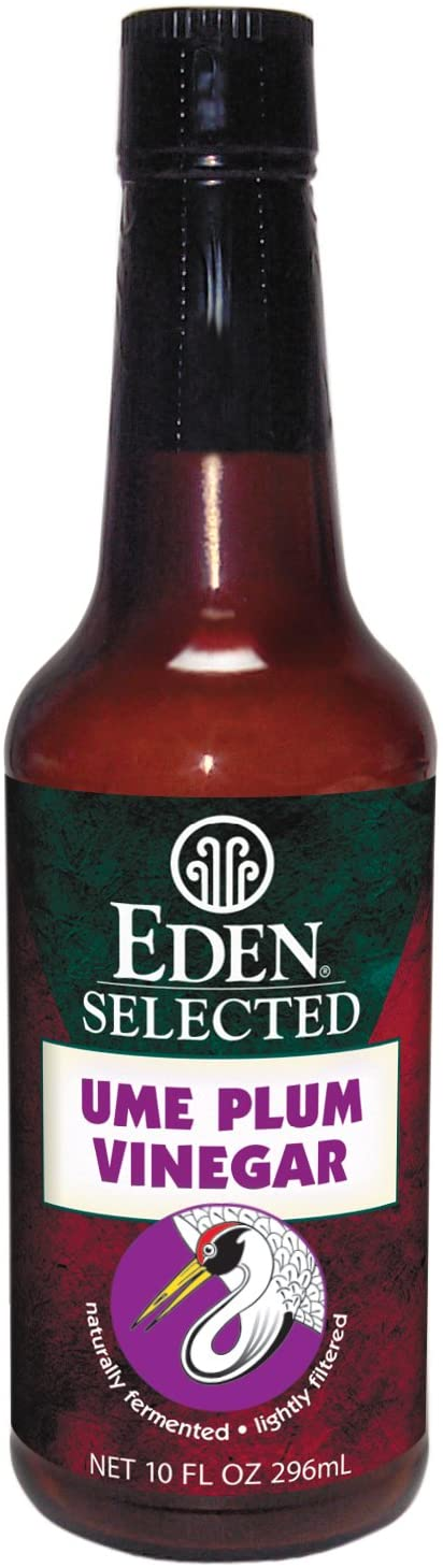 Eden Foods Selected Ume Plum Vinegar 296 ml