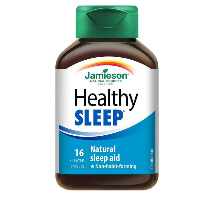 Jamieson Healthy Sleep 16 Caplets