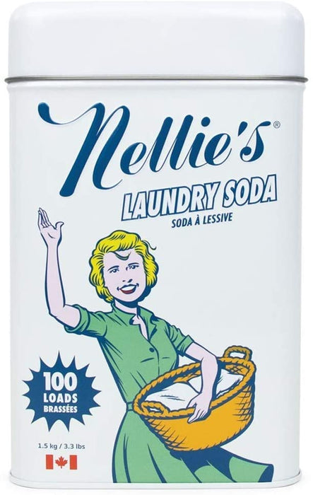 Nellie's All Natural Laundry Soda 100 Loads