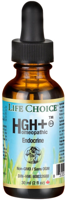 Life Choice HGH+ Homeopathic