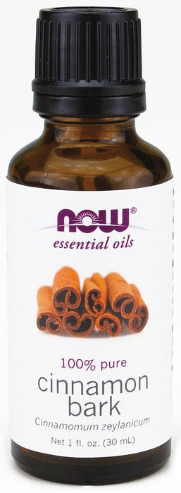 NOW Cinnamon Bark Oil