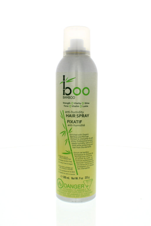 Boo Bamboo Boo Anti-Humidity Hair Spray