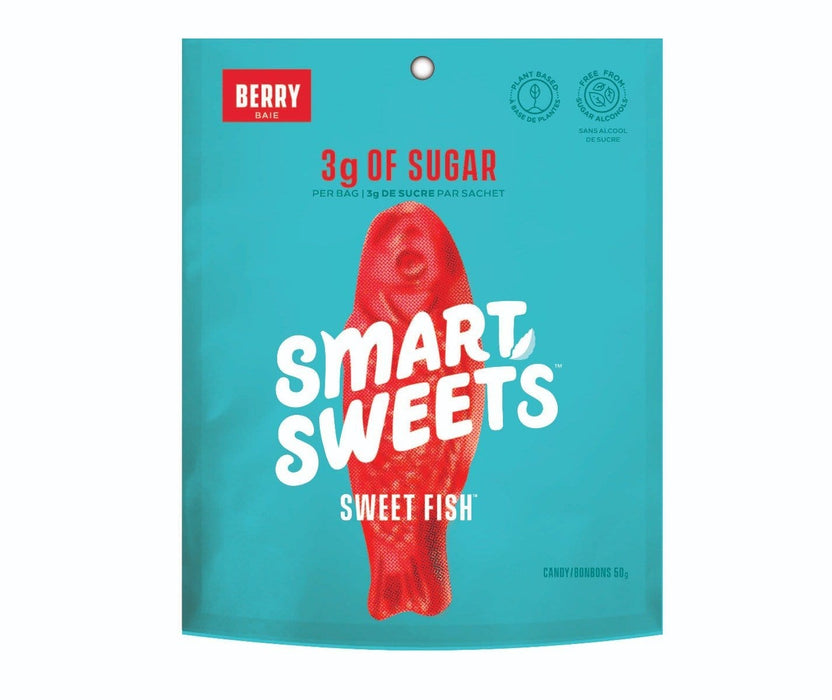 SmartSweets Sweet Fish Berry Single Pack