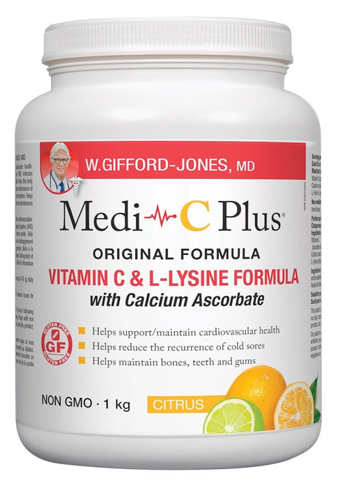 Preferred Nutrition Medi-C Plus Original Formula