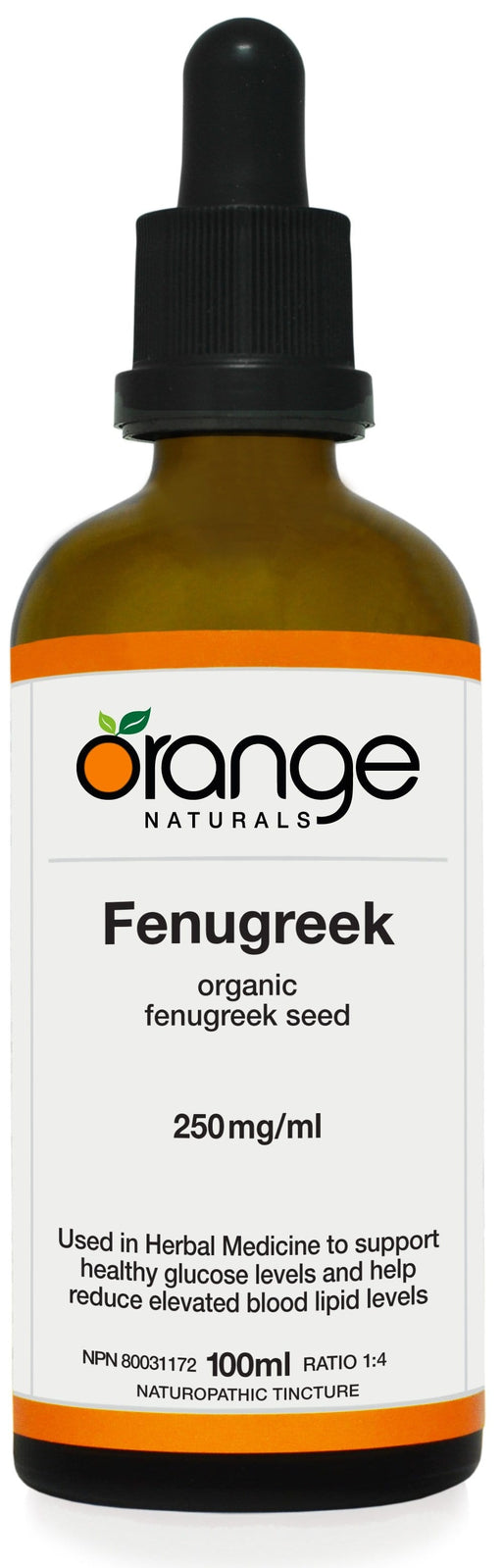 Orange Naturals Fenugreek