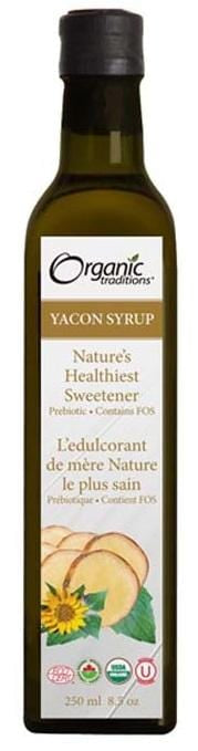 Organic Traditions Yacon Gold