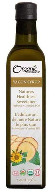 Organic Traditions Yacon Gold (Short Dated)