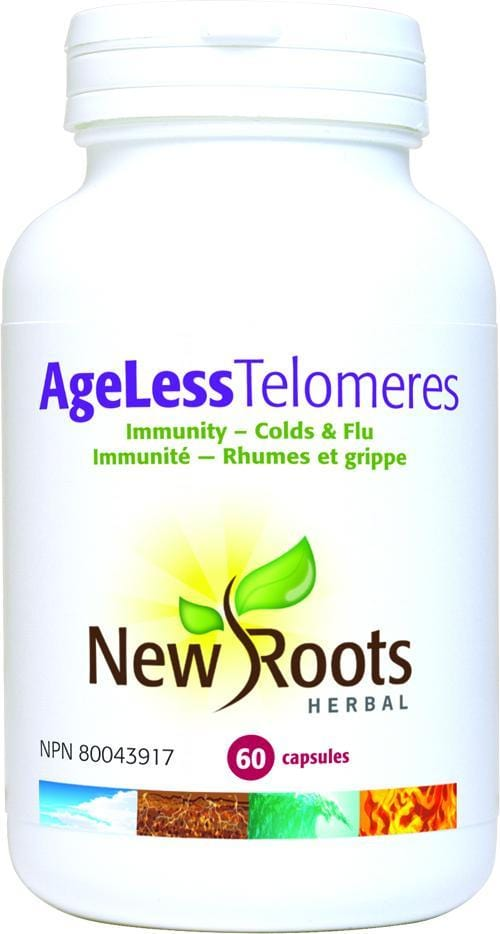 New Roots AGELESS TELOMERES