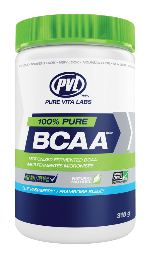 PVL Essentials Blue Raspberry BCAA