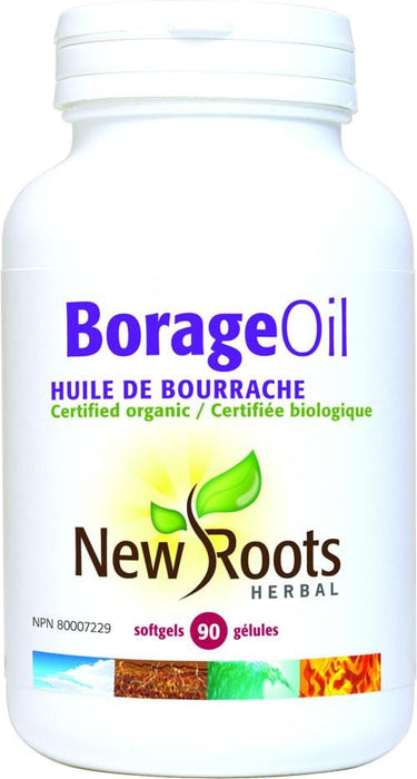 New Roots BORAGE OIL (ORGANIC)