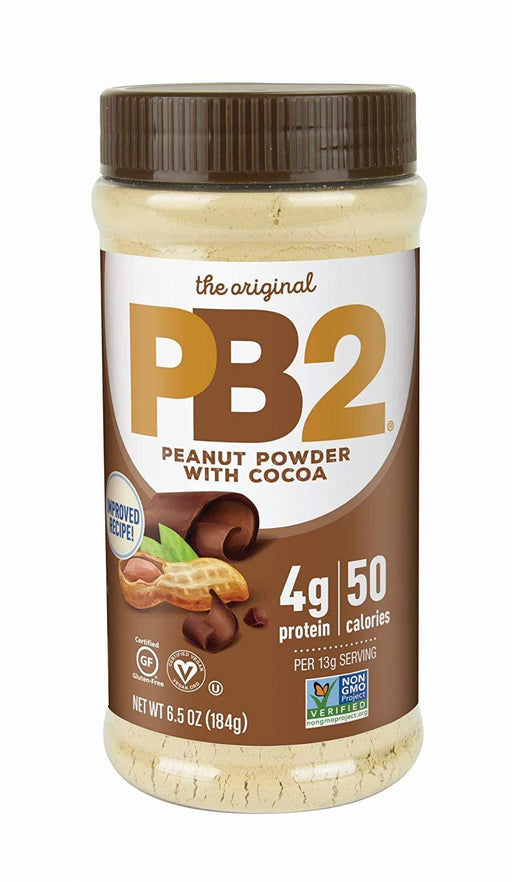 B2 Peanut Powder with Cocoa 184 g (Short Dated)