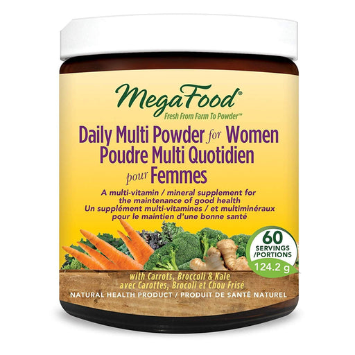 MegaFood Daily Multi Powder for Women 124.2 g