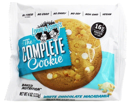 Lenny & Larry's The Complete Cookie White Chocolate Macadamia 113 g