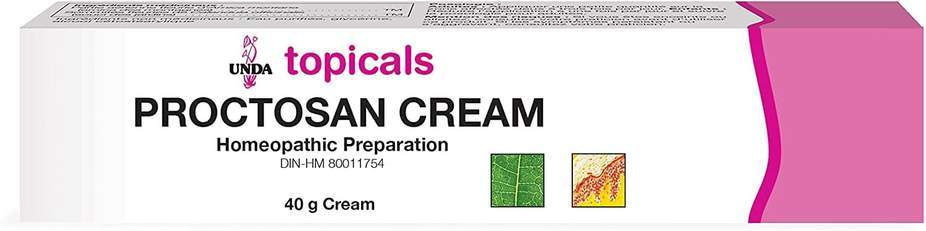 UNDA Topicals Proctosan Cream