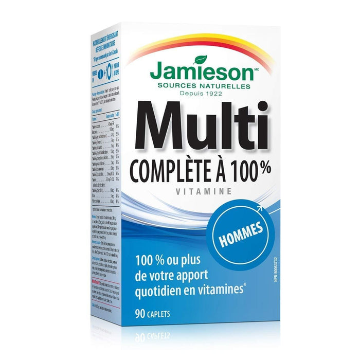 Jamieson Multivitamin Men 90 Caplets