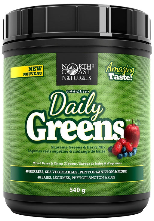 North Coast Naturals Ultimate Daily Greens