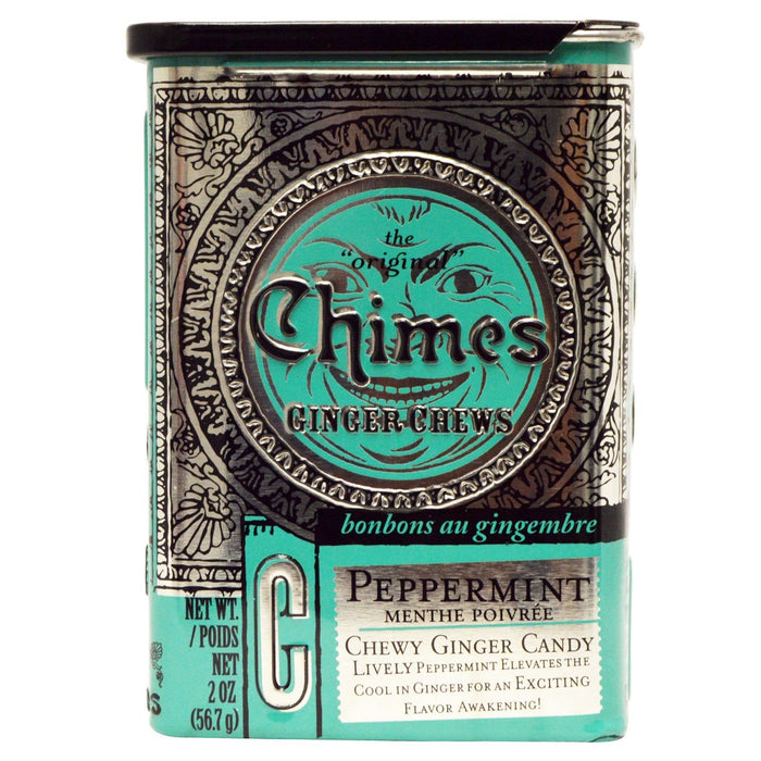 "The ""Original""Chimes Ginger Chews - Peppermint"
