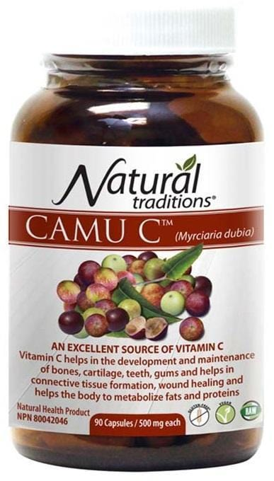 Organic Traditions Camu C