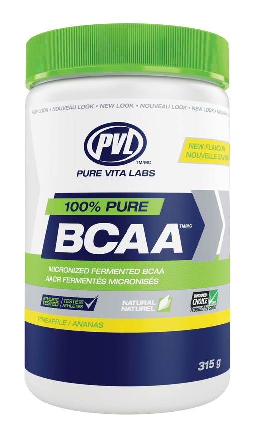 PVL Essentials Pineapple BCAA