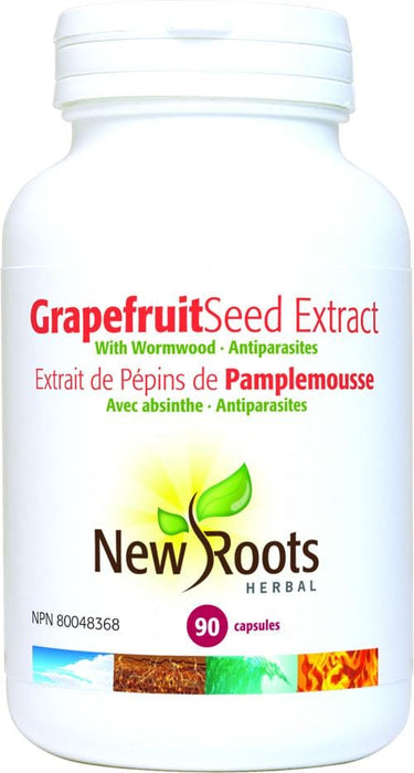 New Roots GRAPEFRUIT SEED EXTRACT 405 MG