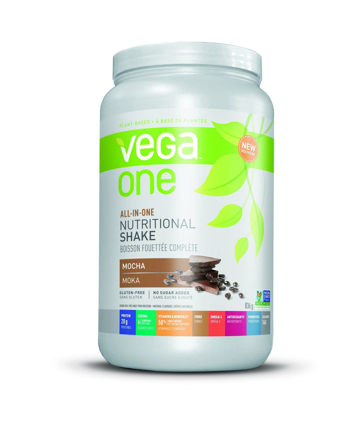 Vega All in One Nutritional Shake - Mocha Flavour