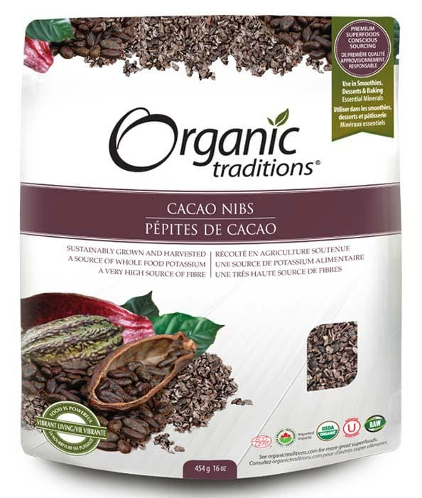 Organic Traditions Cacao Nibs